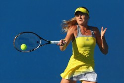 Daniela Hantuchova - 2013 Australian Open Day 1 in Melbourne 1/14/13