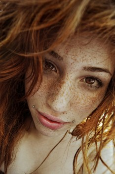 freckles amateur
