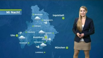 Anna Gröbel -Augsburg TV -Allemagne F9e295232629792