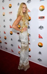 Elle Macpherson @ 2013 G'Day USA Black Tie gala, LA, 12/01/13 - 5HQ