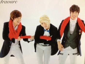 [SCANS] NU'EST na Haru*Hana Magazine 3b06ff233483550