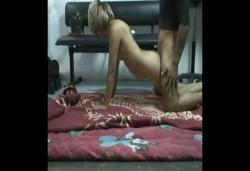 Grabando a una prostituta a escondidas