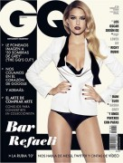 Bar Refaeli - GQ Spain February 2013