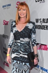 Marg Helgenberger - 'RuPaul's Drag Race' Season 5 premiere in West Hollywood 1/22/13