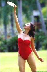 Foto Hot Seksi Artis Classic Dian Nitami di Majalah Dewasa Popular