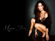 Megan Fox : Hot Wallpapers x 4