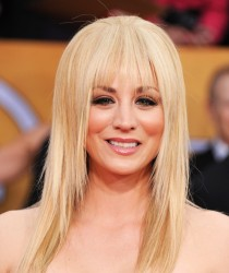 *Adds*Kaley Cuoco 19th Annual Screen Actors Guild Awards Jan 27, 2013 HQ x 3