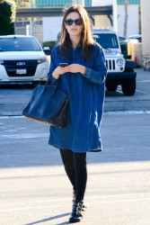 Rachel Bilson - out for lunch in Sherman Oaks 1/25/13