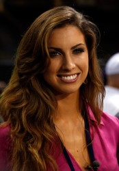 Katherine Webb - Super Bowl XLVII Media Day in New Orleans 1/29/13