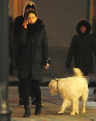 Olivia Wilde - out and about in NY 1/29/13