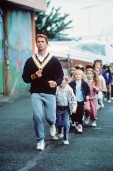 Детсадовский полицейский / Kindergarten Cop (Арнольд Шварценеггер, 1990).  5c4579234773658