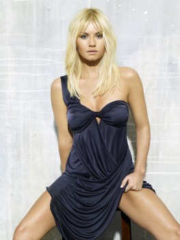 Elisha Cuthbert - Sexy UUHQs from James White for Maxim