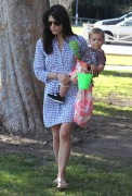 459022235657456 Selma Blair takes her son Arthur to a park in Los Angeles (Feb 3)   45 HQ candids