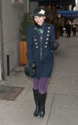 Victoria Justice out in NYC - February 6, 2013