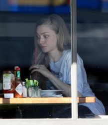 Amanda Seyfried Out In LA Feb 6, 2013 x 3