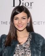 Victoria Justice - The Cinema Society screening of Beautiful Creatures in NY 2/11/13
