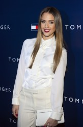 Jessica Alba - Tommy Hilfiger New West Coast Flagship Opening after party in West Hollywood 2/13/13