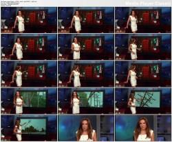 DARYA FOLSOM - kron4 newsbabe - aug 10,2011 - *LEGS*