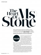 Lara Stone � Marie Claire UK � March 2013 (x4)