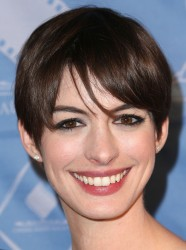 Anne Hathaway - 49th Annual Cinema Audio Society Awards in LA 2/16/13