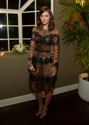 Mary Elizabeth Winstead - Vanity Fair & Juicy Couture Celebration of the 2013 Vanities Calendar in LA 2/18/13