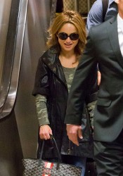 Giada De Laurentiis - at LAX Airport 2/28/13