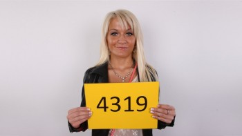 Casting Female Agent Czech Veronika New Mar