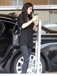 Courteney Cox - Out and about in Beverly Hills 3/5/13