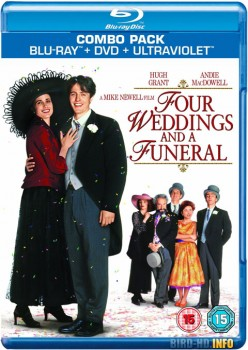 Four Weddings and a Funeral 1994 m720p BluRay x264-BiRD