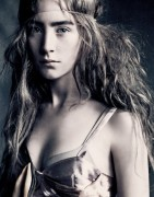 Saoirse Ronan - Vogue UK