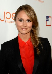Stacy Keibler - Joe Fresh at jcp launch event in NY 3/7/13