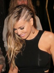 Carmen Electra - at Bootsy Bellows nightclub in Hollywood 3/12/13