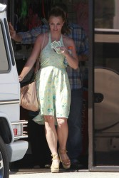 Britney Spears - out in LA 3/13/13