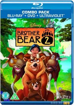Brother Bear 2 2006 m720p BluRay x264-BiRD