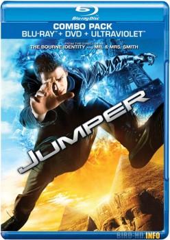 Jumper 2008 m720p REPACK BluRay x264-BiRD