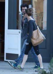 Renee Zellweger - out in LA 3/16/13