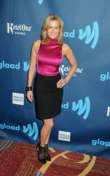 Lara Spencer - 24th Annual Glaad Media Awards in NYC 3/16/13