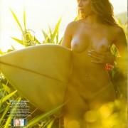 Gatas QB - Carol Narizinho Carolina Gonçalves Playboy Brasil Março 2013