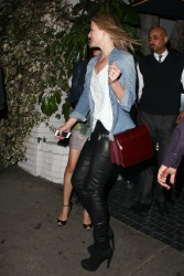 Ali Larter - leaves the Chateau Marmont in West Hollywood 3/21/13