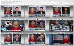 ALEX WITT cleavage - msnbc - Deceber 24, 2011 - *awesome peek-a-boo holiday cleavage & legs*