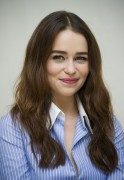 Emilia Clarke - GoT Press Conference - Four Seasons Hotel - Beverly Hills, CA - (HQ x 8)