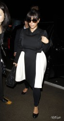 Kim Kardashian - At LAX Airport 3/25/13