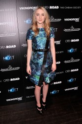 Saoirse Ronan - 'The Host' screening in NYC 3/27/13