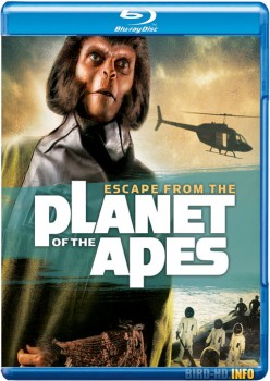 Escape from the Planet of the Apes 1971 m720p BluRay x264-BiRD