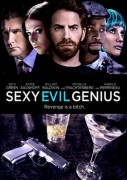 "Michelle Trachtenberg-kiss Katee Sackhoff and Seth Green in ""Sexy Evil Genius"""