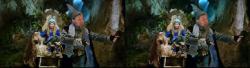 Magic Silver 2/ Blafjell 2 - Jakten pa det magiske horn (2011) 3D.BluRay.SBS.720p.DTS.x264-CHD