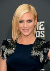Brittany Snow - 2013 MTV Movie Awards 4/14/13