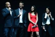 Jordana Brewster & Michelle Rodriguez At CinemaCon In Las Vegas 4/16/13