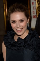 Elizabeth Olsen - 19th Annual 'An Evening of Practical Magic' in NYC 4/16/13