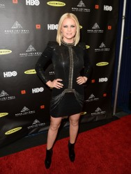 Carrie Keagan - 28th Annual Rock And Roll Hall Of Fame Induction Ceremony in LA 4/18/13
